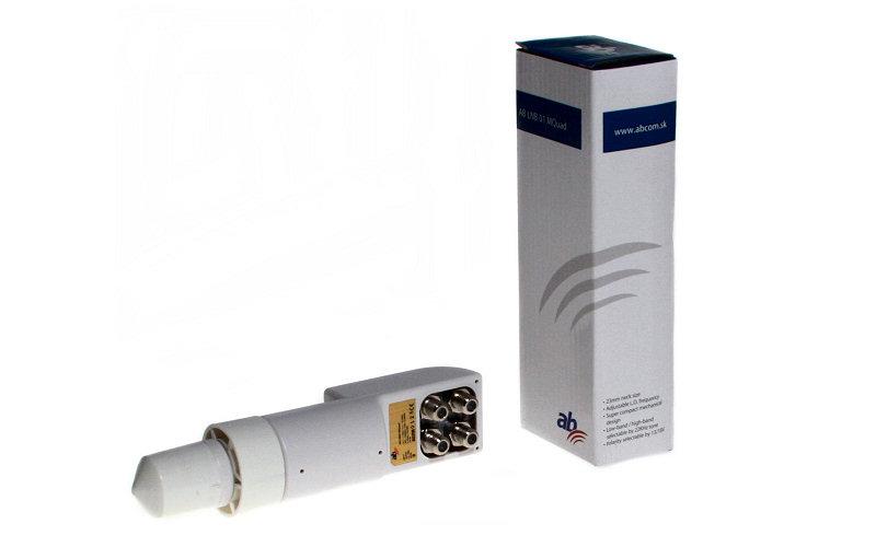 AB-COM LNB AB 01 M Quattro