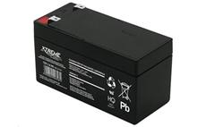 Baterie olověná 12V / 3,4Ah XTREME bezúdržbový gelový akumulátor