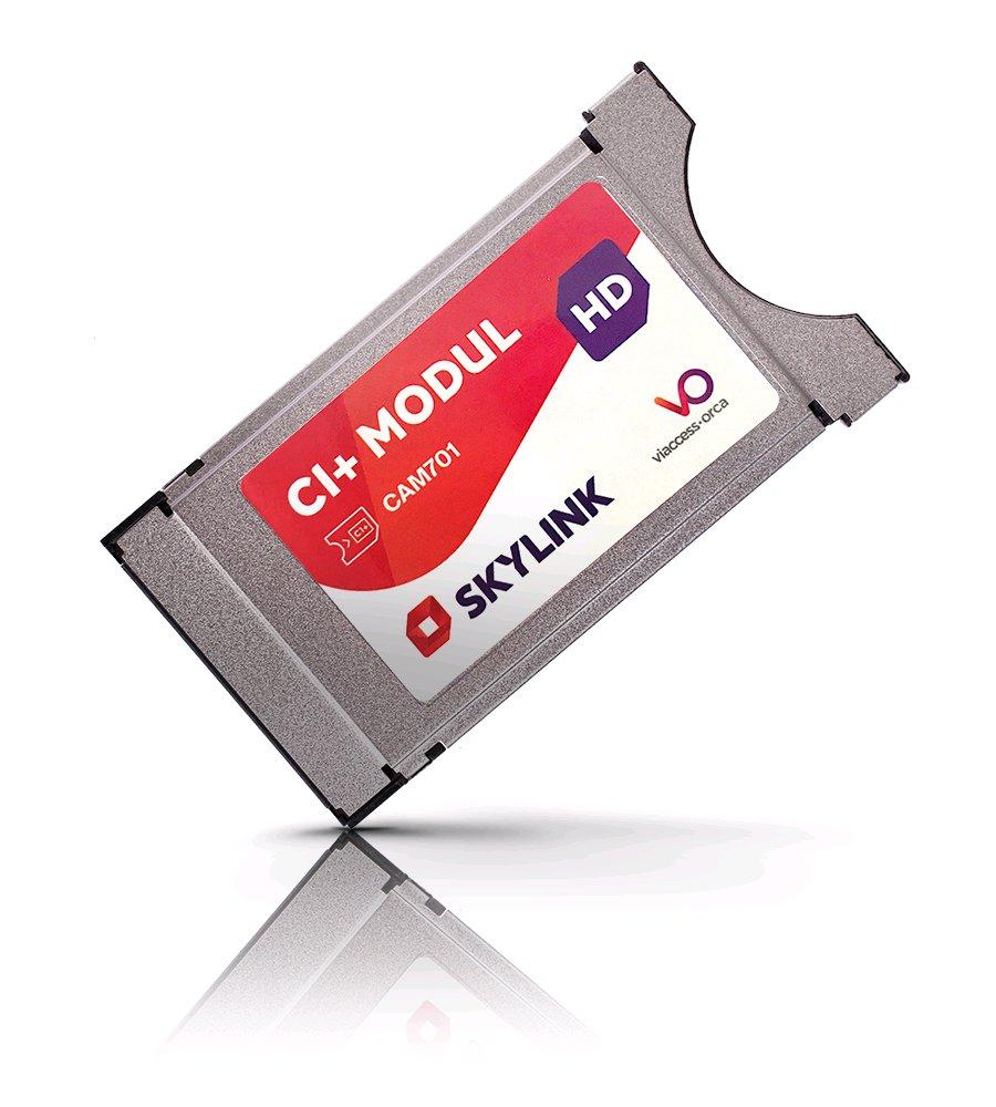 CA modul 701 Viaccess s kartou Skylink - DOTOVANÝ