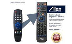 Dálkový ovladač ALIEN Amiko SSD 549 CX - náhrada