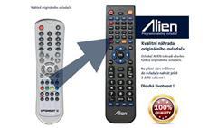 Dálkový ovladač ALIEN Opensat 3000 CRCI