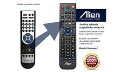 Dálkový ovladač ALIEN Opensat 4000 HD PVR
