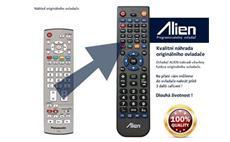 Dálkový ovladač ALIEN Panasonic EUR7651050