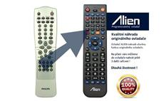 Dálkový ovladač ALIEN Philips 313924870111