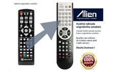 Dálkový ovladač ALIEN STB CABLETECH URZ0336A náhrada