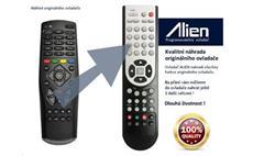 Dálkový ovladač ALIEN STB Dreambox 520 HD