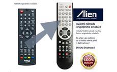 Dálkový ovladač ALIEN STB FTE MAX T200 HD náhrada