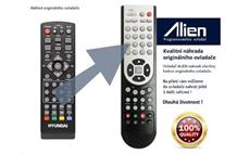 Dálkový ovladač ALIEN STB HYUNDAI DVB 4H331 PVR