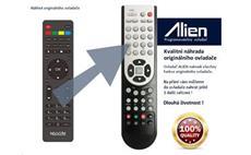 Dálkový ovladač ALIEN STB Mascom MC751T2-HD