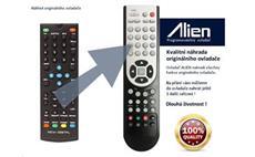Dálkový ovladač ALIEN STB New Digital