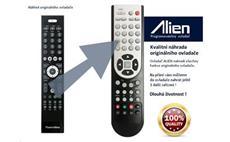 Dálkový ovladač ALIEN STB TechniSat DIGIPAL T2 DVR