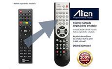 Dálkový ovladač ALIEN STB TeleSystem TS UP 4K