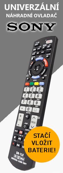 Dálkový ovladač k TV SONY