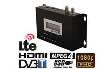 HDMI - DVB-T LTE modulátor OPTICUM