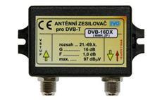 Ivo DVB-16DX zesilovač 16dB (5-12V)