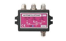 IVO I018-P slučovač VHF-FM/UHF/UHF