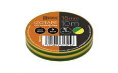 Izolační páska PVC 15/10 zelenožlutá
