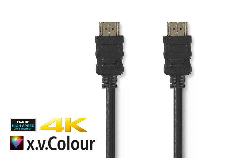 Kabel HDMI 0,5 m - v1.4 NEDIS