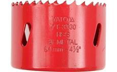 Korunka vrtací bimetalová 38 mm