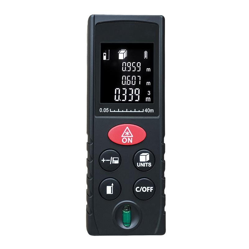 Laserový měřič vzdálenosti SOLIGHT DM40