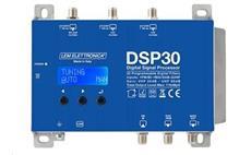 LEM DSP30-5G programovatelný DVB-T/T2 zesilovač