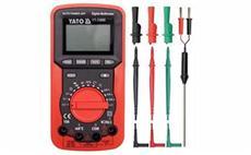 Multimetr digitální YATO YT-73086