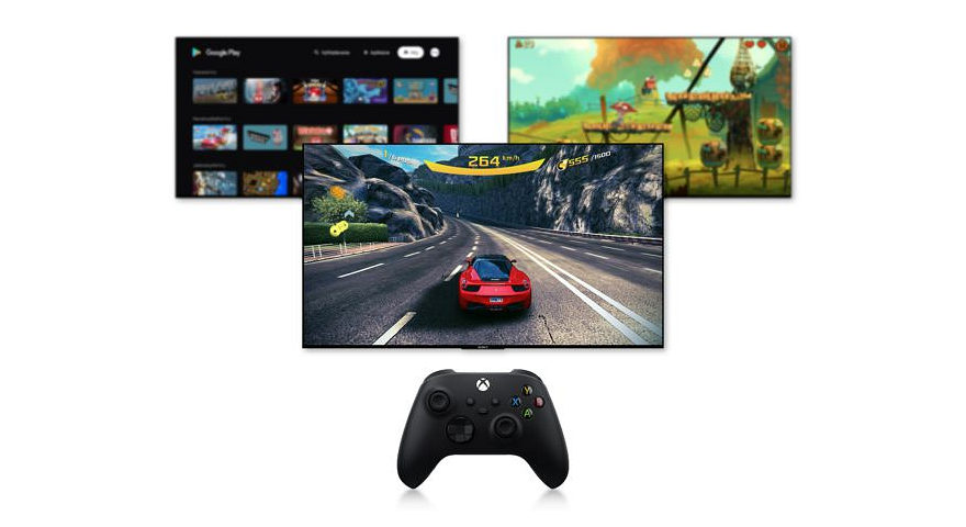 Hry pro Android TV