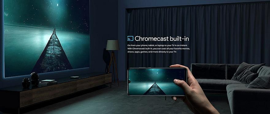 Android Google Chromecast