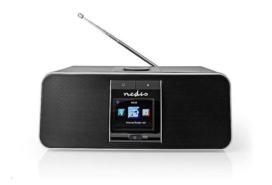 Internetové rádio NEDIS