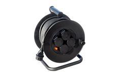Prodlužovací kabel na bubnu 25m Solight PB33