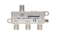 Rozbočovač SAT 3x Johansson 4503