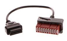 SIXTOL Redukce 16-pin samice na PSA30 pin pro autodiagnostiku