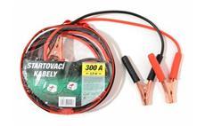 Startovací kabely 300 A 2,5m ZIPPER BAG