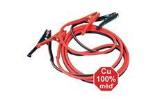 Startovací kabely 400 A 3m 100% měď ZIPPER BAG
