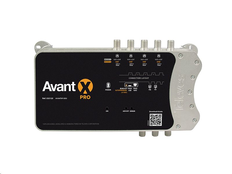 Televes AVANT X PRO 532123