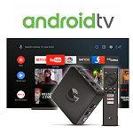 Android TV boxy pro Netlix Google TV