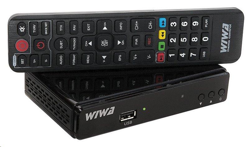 WIWA H.265 Lite DVB-T2 set top box